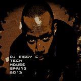 DJ Biggy C Tech House Mix Spring 2013
