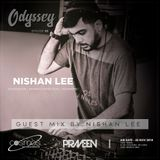 ODYSSEY #05 guest mix by Nishan Lee ( SL ) on Cosmos Radio - Germany (22 NOV 2018)