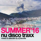 DJ Favorite - Nu Disco Summer 2016 Mix