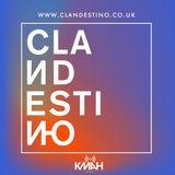 Clandestino KMAH Radio Show - April 2018