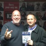FlipsideLondon Radio Episode9 with Writer/Publisher John King
