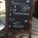 Wes Kendie - LIVE @ Beachclub Perry's 02-08-2015