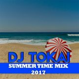 Dj.Tokai - Summer Time Mix 2017