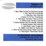 Session 22-Anthem Alert-DJ Don Bishop-August 2002