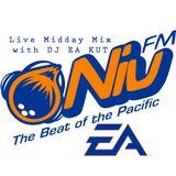NIU FM MIX 25.03.14 (mini mix) - DJ EA KUT