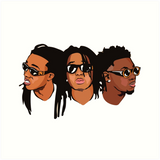 Dj K-Time |  20 Minutes of Migos