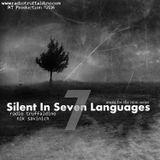 Nik Savinich/Radio Truffaldino/ SILENT IN SEVEN LANGUAGES ©2016