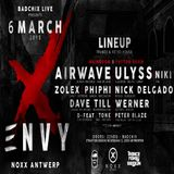 Envy Promomix for event at Noxx 6th of march 2015 by DJ N!ki