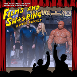 Films and Swearing 87 – FANTASTIC FOUR (2015)