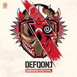 defqon.1 2015 CD1 mixed by Ran-D
