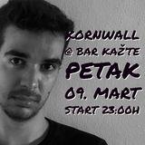 Kornwall @ Bar kaz'te 03.09. live set