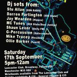 Shaun Lever - All Day Rave Promo Mix Pt2 September 17th