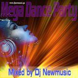 Dj Newmusic - Mega Dance Party (2016)