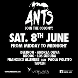 DROOG / Live broadcast from Ants @ Ushuaia / 08.06.2013 / Ibiza Sonica