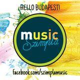 Live At Szimpla Kert -Drywing: Morning In Another Place - Zombori: Rágyujtok - PaprikPaprika: Csimpo