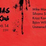 Mike Maass @ Vollgaaas, Kumi Club Mainz  18.06.2014