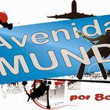 AVENIDA MUNDI na FM CULTURA de 14052016