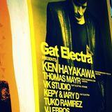 Gat Electra / VK Studio / @ GOGO club 18/03/2016 with Ken Hayakawa & Thomas Mayr /AT/