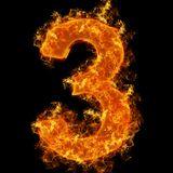Last Fiery Three