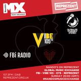 GLOBAL MUSIC EXCHANGE SHOW | FBi Radio x Globalise Yourself Stereo x Vibe 105TO x Reprezent