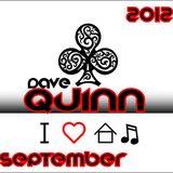 September 2012 House Session
