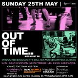 Out Of Time Mod Night - Wolverhampton 25-05-2014