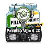 Pills In Music 16 ( 1 Agosto 2018 ) MIxed by FreeWeed Radio 4.20