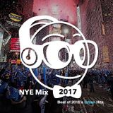 Best of 2016 NYE Urban Mix 123116