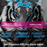Chrisback - Podcast 041 (Shaddow Fest - 14/06/14)