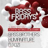 HUMANATURE - BASS FRIDAYS #12 PROMO MIX