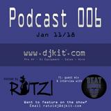 DJKit Podcast 006 ft. Beat Cleaver