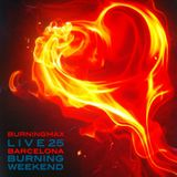 Burningmax Live Chill :: Barcelona Burning Weekend