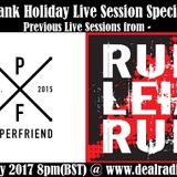 The Rock Out Bank Holiday Live Session Special 29th May 2017