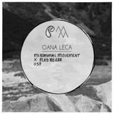 PBE x MiNIMMAL movement podcast 037 / Oana Leca