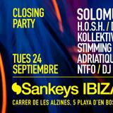 Stimming at Dyinamic Neon Nights - Sankeys Ibiza 24-09-2013