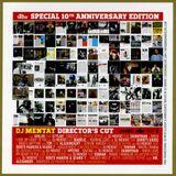 DJ Mentat - Director's Cut (2008, Big Smoke Magazine Special 10th Anniversary Edition Promo CD)