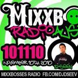 DJ DSEEV - Mixxbosses Radio Mixtape (2010)