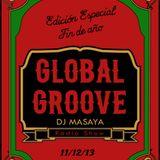 221 Global Groove - Dj Masaya (Edición Fin de año)