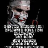 Ninja Gaijin - DJ set (#1) at Doctor Terror Invites Axed, 16 May 2019
