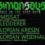 Florian Weidhaus @ SimonSays 01//03//2013 @ Club Ideal