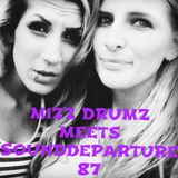 Mizz Drumz is a life @ Stella HBD #afterhoursession