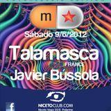 Javier Bussola @ Magic 11 aniversario 23 Abril 2011