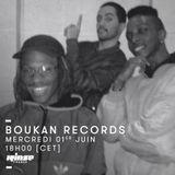 Boukan Records : Bamao Yende, Bumputu, Beyta et Jenovah - 1er Juin 2016