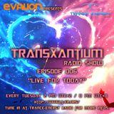 Evalion Presents TransXantium Episode 006 (Trance-Energy Radio)