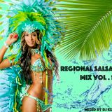Regional Salsa Mix Vol. 1 By DJ Kizra