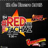 #enREDate con El Tachaz, 12 de Enero 2015