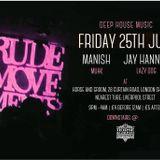 Rude Movements  summer mix part 2 / Rude Movements Fri 25th July