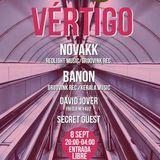 Banon b2b Novakk @ Vertigo (Taboo, Elda) [8/09/13]