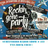 SURFINBIRD RADIO SHOW # 433  Spécial Rockin' Gone Party 2017