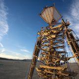 David Hasert - live at Burning Man 2015, Nevada (White Ocean) - September 2015
